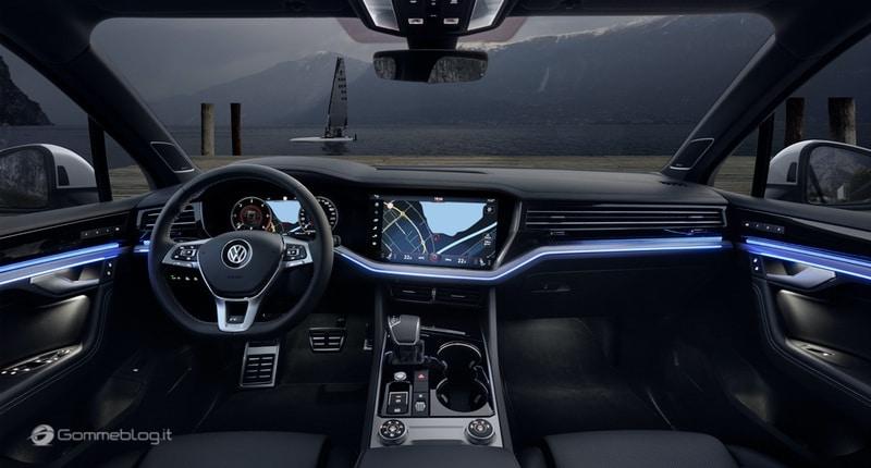 Nuova Volkswagen Touareg: il nuovo SUV High-Tech [VIDEO] 2
