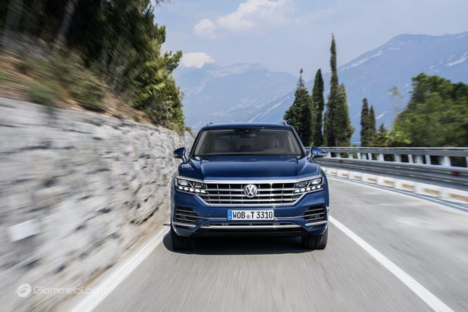 Nuova Volkswagen Touareg: il nuovo SUV High-Tech [VIDEO] 1