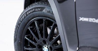 Pneumatici BMW X3: Gomme SUV Hankook come primo equipagiamento 2