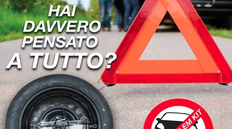 """Gomma Bucata: arriva il """"NO PROBLEM KIT"""" di MAK 6"""