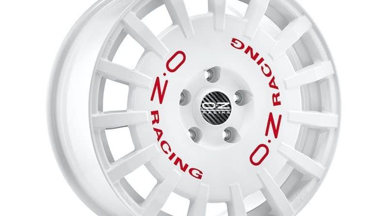 Cerchi Rally Racing omologati per Lancia Delta Evoluzione 2