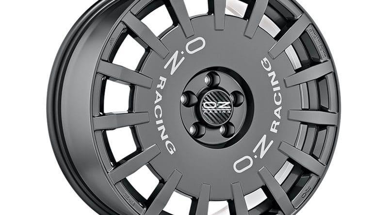 Cerchi Rally Racing omologati per Lancia Delta Evoluzione 3