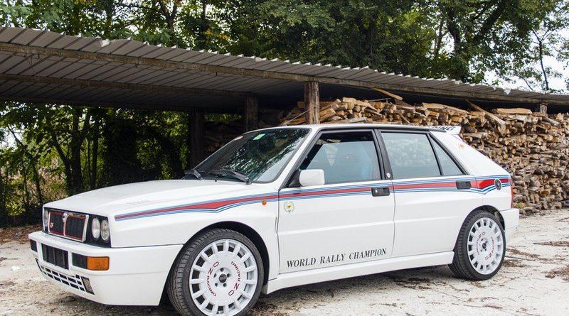 Cerchi Rally Racing omologati per Lancia Delta Evoluzione 5
