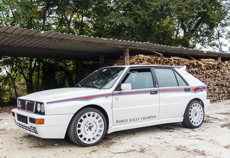 Cerchi Rally Racing omologati per Lancia Delta Evoluzione 1