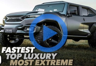 TOP 6 SUV 2019: I più estremi, veloci e lussosi in commercio [VIDEO]