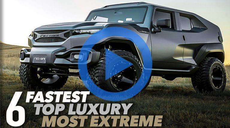 TOP 6 SUV 2019: I più estremi, veloci e lussosi in commercio [VIDEO] 1