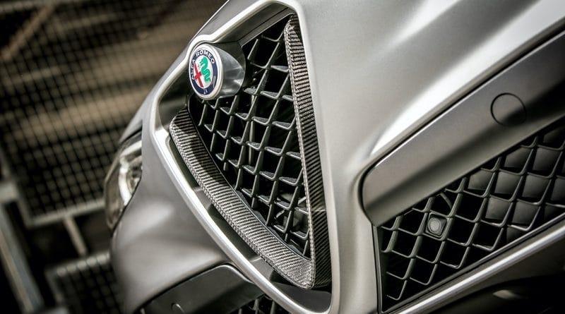 """Alfa Romeo Giulia Quadrifoglio e Stelvio Quadrifoglio """"NRING"""" 6"""