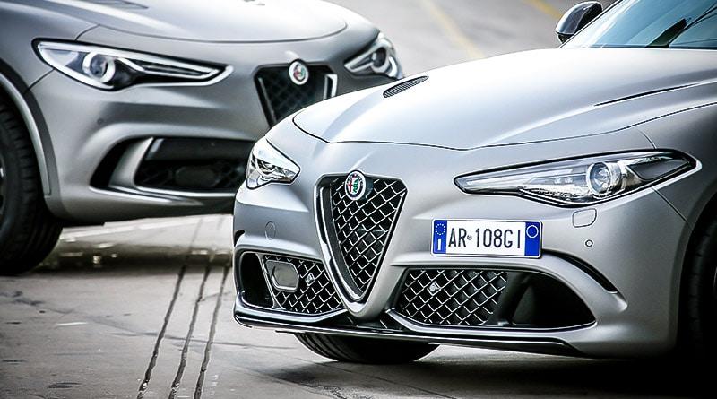 """Alfa Romeo Giulia Quadrifoglio e Stelvio Quadrifoglio """"NRING"""" 2"""