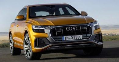 Audi Q8: il nuovo volto della famiglia Q 1