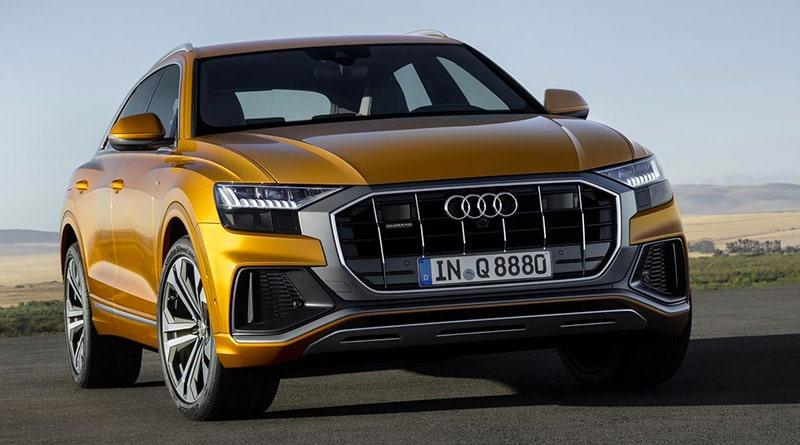 Audi Q8: il nuovo volto della famiglia Q 8