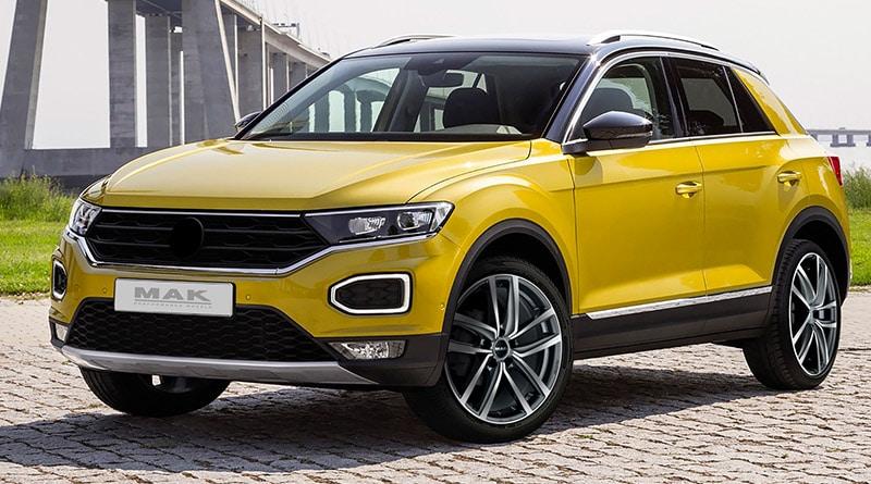 MAK Dresden: nuovi cerchi in lega 2018 per Volkswagen 5