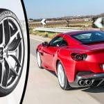 Ferrari sceglie Bridgestone per la cabrio sportiva Portofino