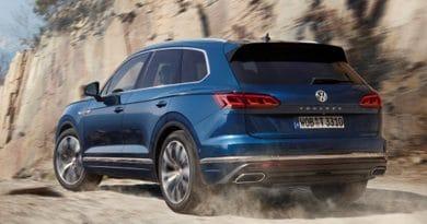 Pneumatici nuova Volkswagen Touareg: Goodyear come primo equipaggiamento 1