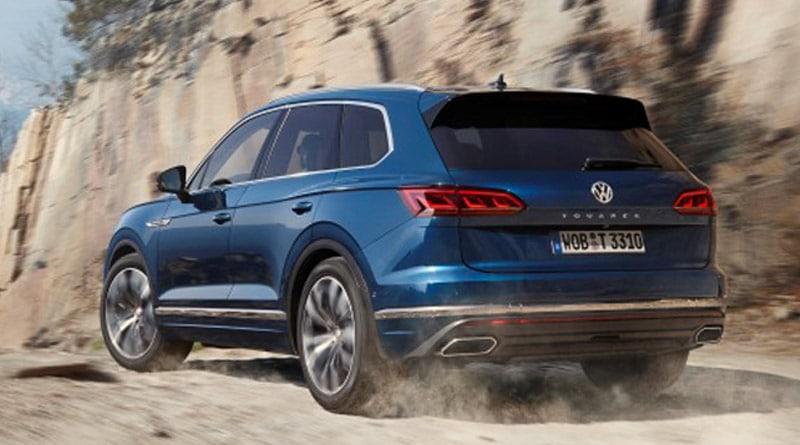 Pneumatici nuova Volkswagen Touareg: Goodyear come primo equipaggiamento 7