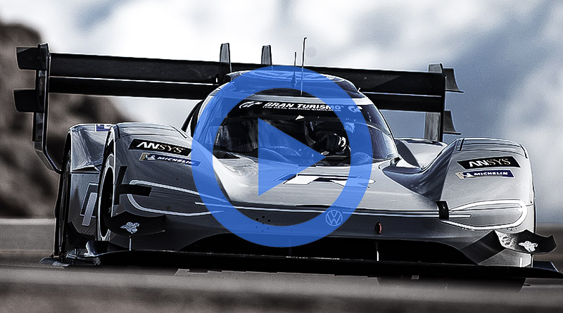 Volkswagen I.D. R Pikes Peak: è Record [VIDEO] 4