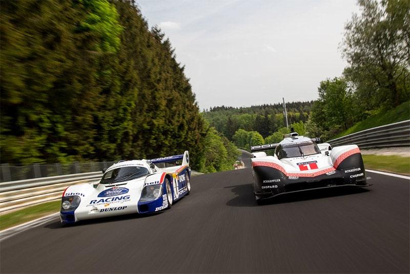 Porsche 919 Hybrid Evo: Video RECORD al Nurburgring 1