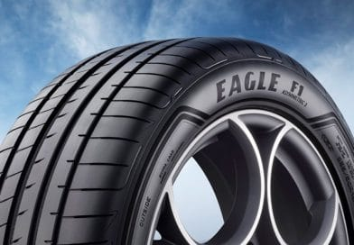 Pneumatici Jaguar E-PACE: Goodyear Eagle F1 Asymmetric 3 SUV