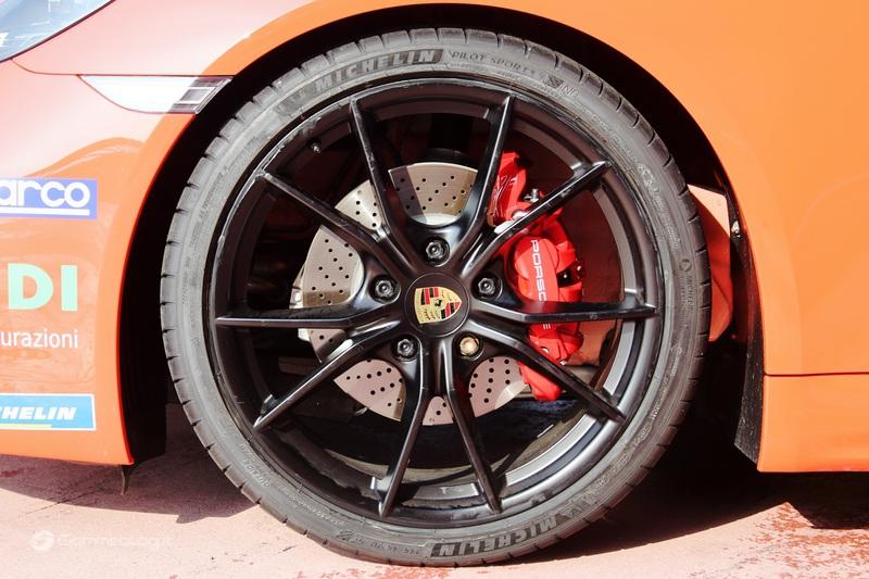 Michelin Track Connect: il pneumatico connesso nato per la pista 1