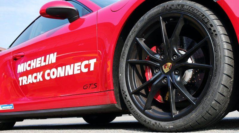 Michelin Track Connect: il pneumatico connesso nato per la pista 12