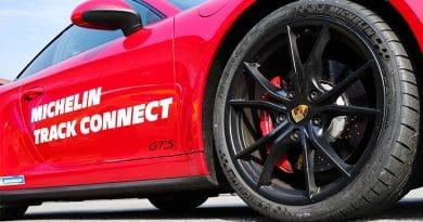 Michelin Track Connect: il pneumatico connesso nato per la pista 2