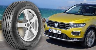 GitiPremium SUV PX1: pneumatici per VW T-Roc, Seat Ateca e Škoda Karoq 1
