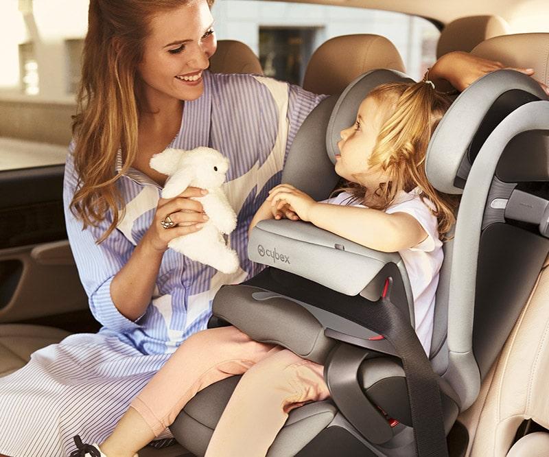 Sicurezza in Auto: Seggiolini Bambini, Come funziona in Europa 2