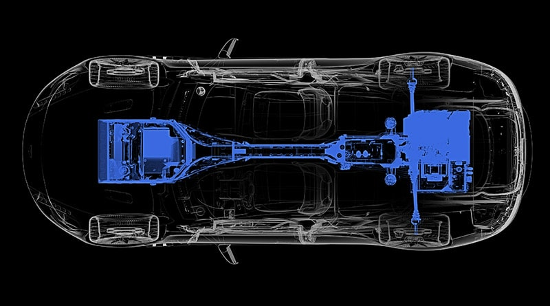 Nuova Aston Martin Rapid E: per lei gomme Pirelli P Zero dedicate 5