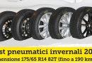 MIGLIORI GOMME NEVE 175/65 R14 82T – Prezzi Online