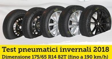 MIGLIORI GOMME NEVE 175/65 R14 82T - Prezzi Online 112