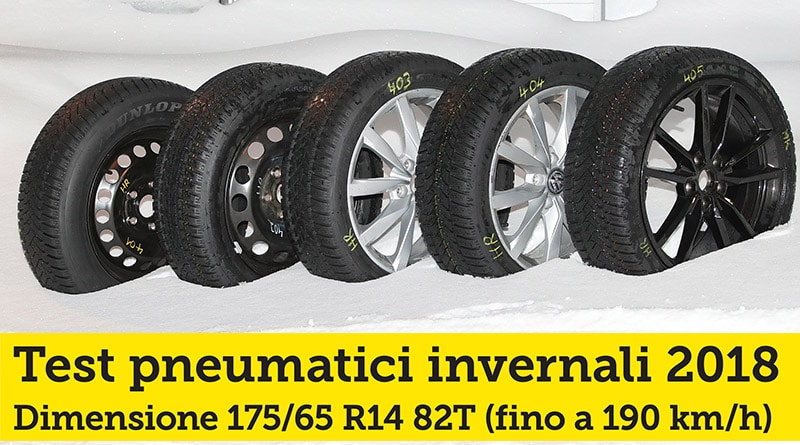 MIGLIORI GOMME NEVE 175/65 R14 82T - Prezzi Online 10