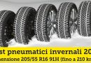 MIGLIORI Pneumatici Invernali 205 55 R16 91H | Prezzi Online