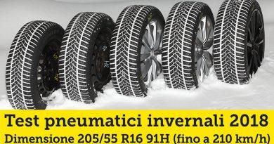 MIGLIORI Pneumatici Invernali 205 55 R16 91H | Prezzi Online 25