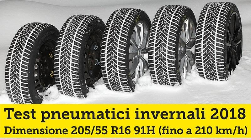 MIGLIORI Pneumatici Invernali 205 55 R16 91H | Prezzi Online 6