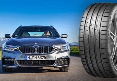 Pneumatici BMW Serie 5: Kumho UHP Ecsta PS91 (245/45 R18 XL 100Y)