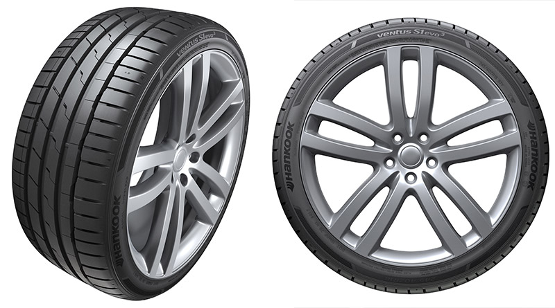 Hankook Ventus S1 evo 3. Nuove gomme Ultra High Performance per auto 3