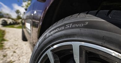 Hankook Ventus S1 evo 3. Nuove gomme Ultra High Performance per auto 4