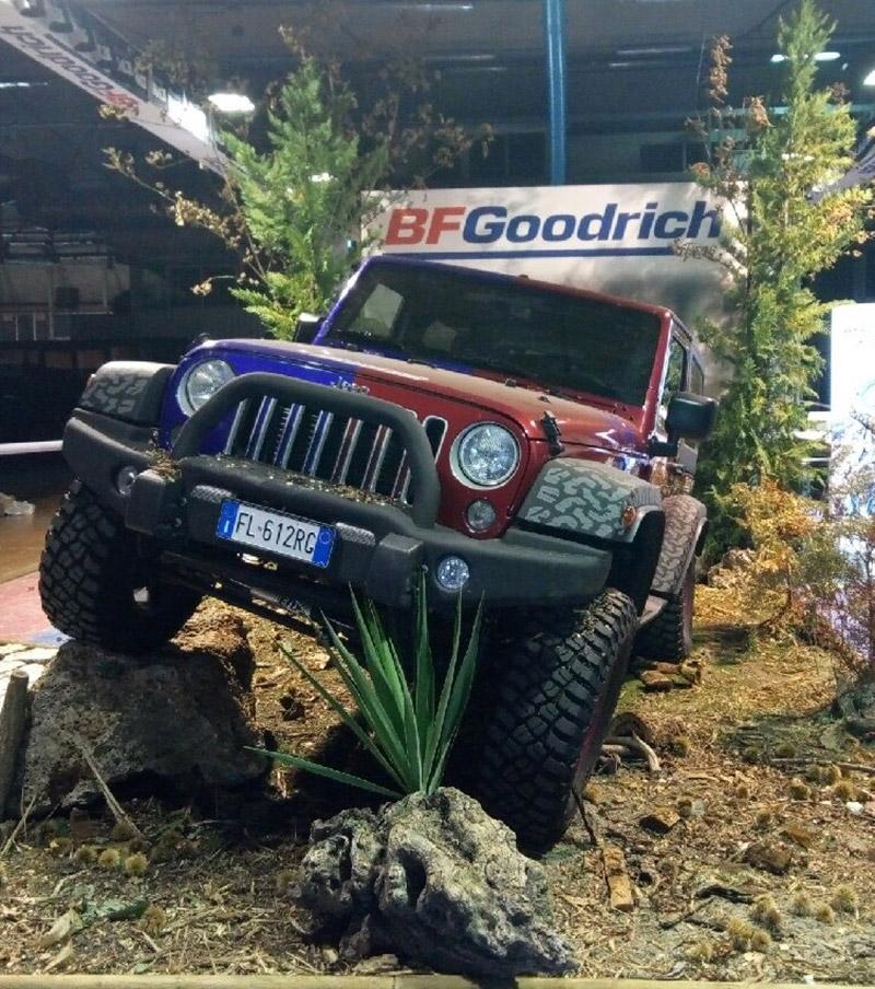 4x4 FEST Carrara 2018: BFGoodrich Mud-Terrain T/A KM3 6
