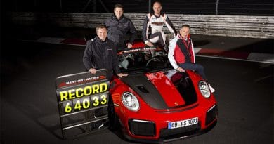 TOP 10 Record Nurburgring: Auto e Gomme da Record [VIDEO] 2