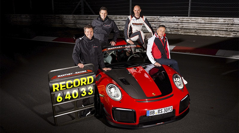 TOP 10 Record Nurburgring: Auto e Gomme da Record [VIDEO] 8