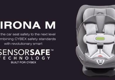 Cybex Sensorsafe: nuovo dispositivo anti-abbandono bambini in auto
