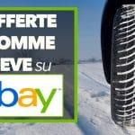 Pneumatici Invernali Ebay: Prezzi Online e Offerte