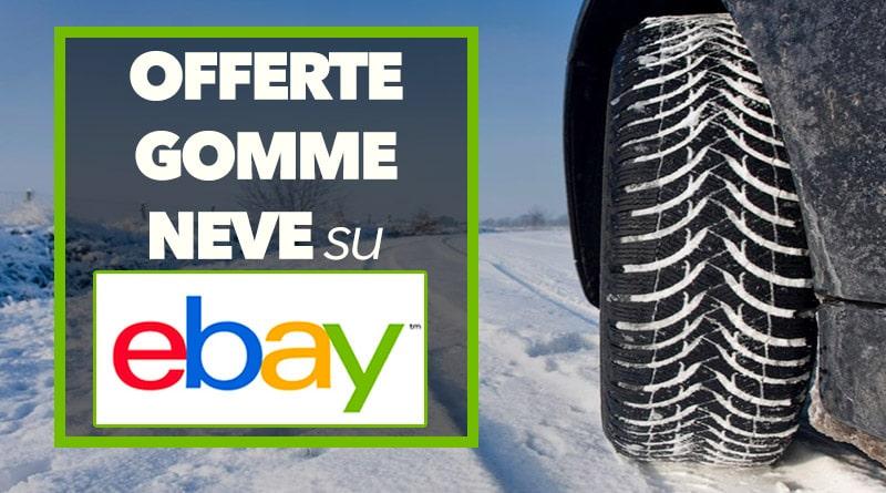 Pneumatici Invernali Ebay: Prezzi Online e Offerte 1