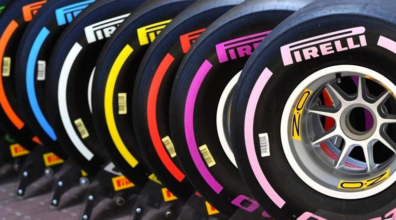 Formula 1: Gomme Pirelli fino al 2023