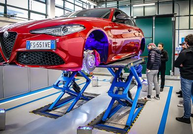 I segreti della dinamica di guida Alfa Romeo [VIDEO]
