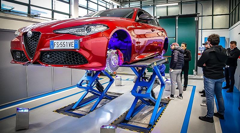 I segreti della dinamica di guida Alfa Romeo [VIDEO] 1