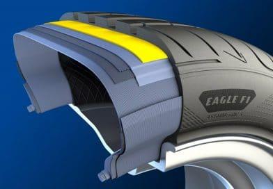 Goodyear Eagle F1 Asymmetric 5: i nuovi Pneumatici UHP 2019