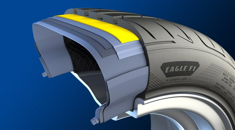 Goodyear Eagle F1 Asymmetric 5: i nuovi Pneumatici UHP 2019 4