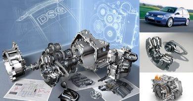 Cambio DSG: 15 anni di cambi a doppia frizione Volkswagen 5