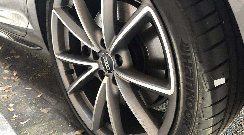 Hankook Ventus S1 Evo 2: TEST su Audi A4 2.0 TFSI Quattro 2