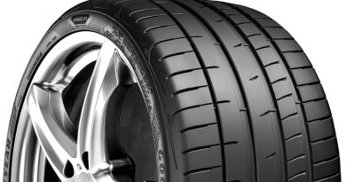 Goodyear Eagle F1 SuperSport: nuova gamma di pneumatici UUHP 2